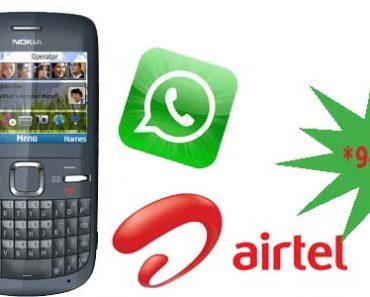 airtel whatsapp