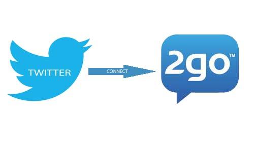twitter+2go