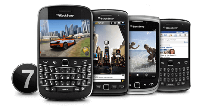 blackberry list prixes