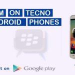 bbm tecno android