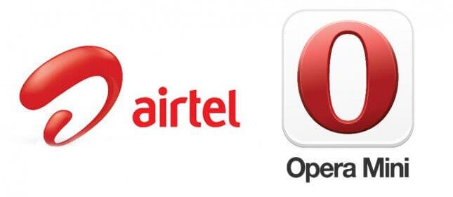 airtel operamini data