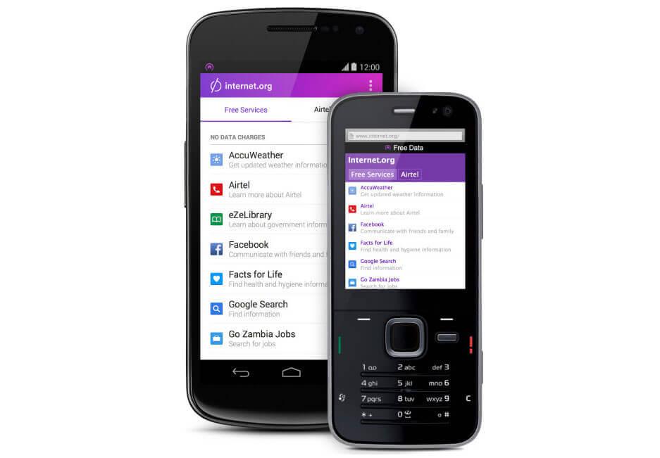 facebbok free internet app