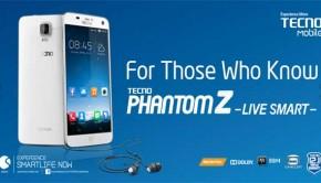 Tecno Phantom Z