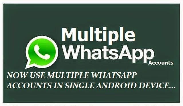 two whatsapp on one phone