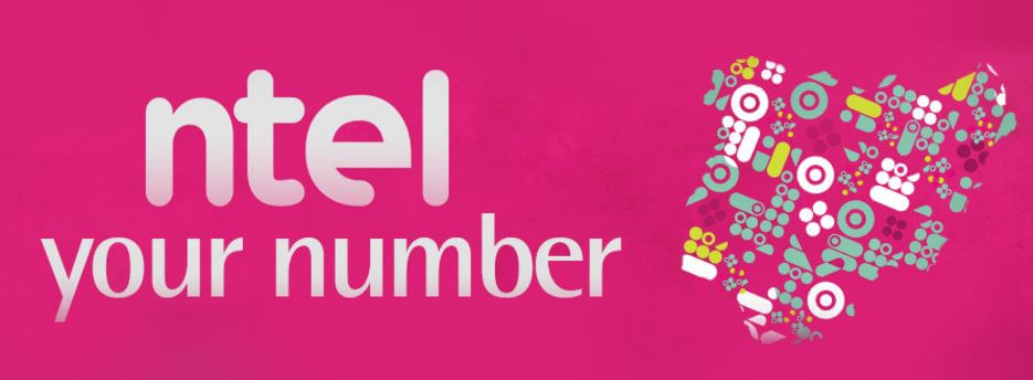 NTEL eserve your phone number