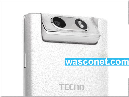 Tecno Camon C9 Rotating camera