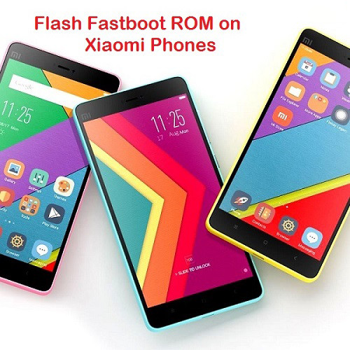 flash rom on xiaomi lock bootloader